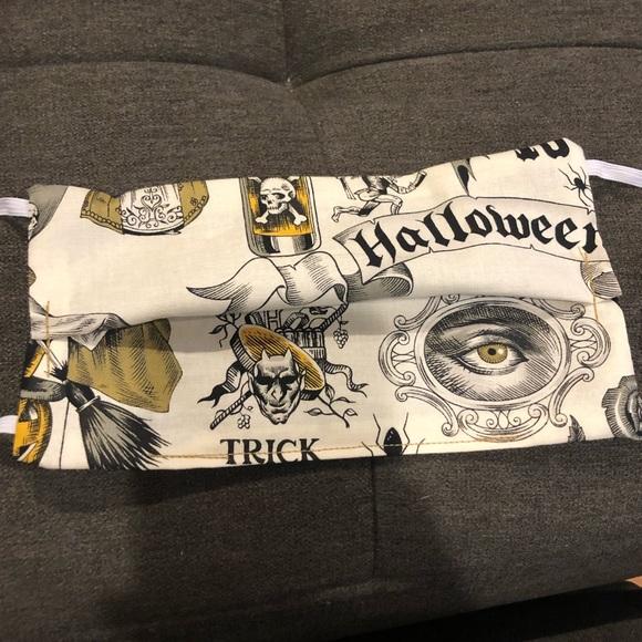 Accessories - NEW ONE face mask - Halloween spider pumpkin